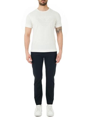Emporio Armani  Slim Fit Pamuklu J06 Jeans Erkek Pamuklu Pantolon 3K1J06 1Nwyz 0920 Lacivert